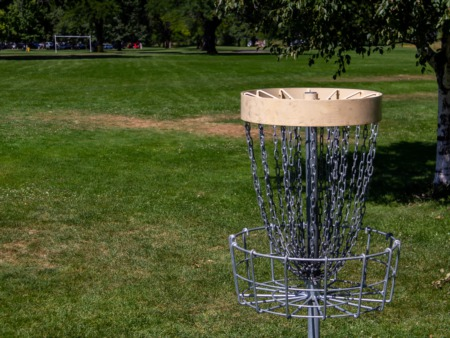 Play 18 Holes of Disc Golf This June