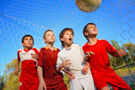 Play Soccer in the Park This June