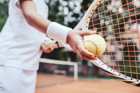 Play Tennis This June