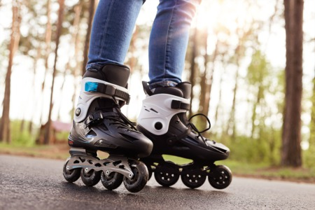Go Rollerblading This July