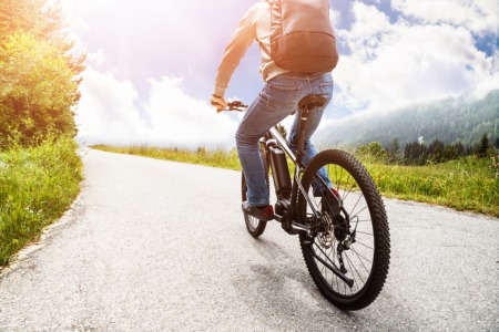 Take an Electric Bike Tour This July