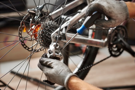 Learn How to Repair Your Bike August 12