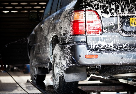 Wash the Car This August