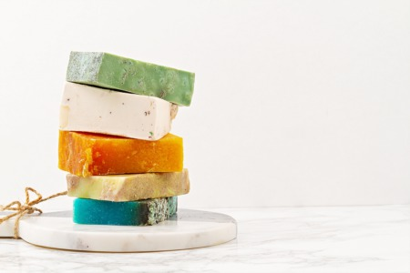 Learn How to Make Soap August 22