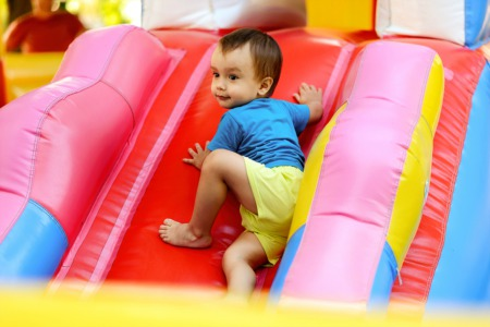 Take the Kids to Puzzle's Fun Dome This August