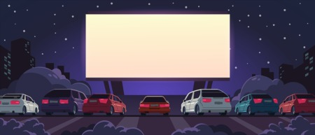 Watch a Drive-In Movie This September