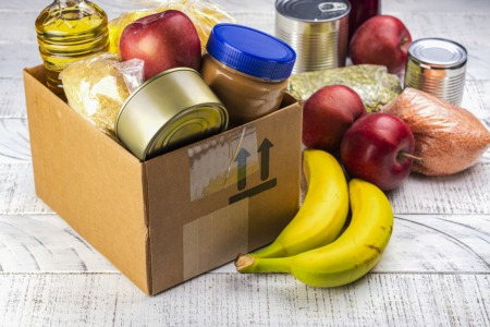 Donate to the Dare to Care Food Bank This September
