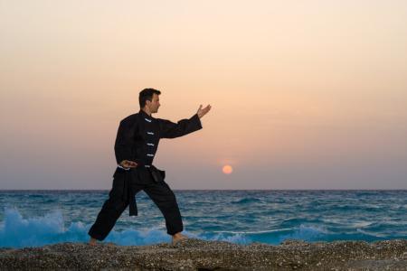Practice Tai Ji in the Gardens This September