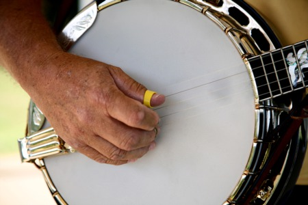 Hear Bluegrass Music October 2