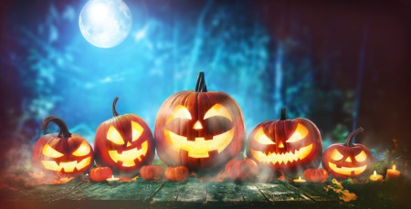 Drive Through the Jack O'Lantern Spectacular This October