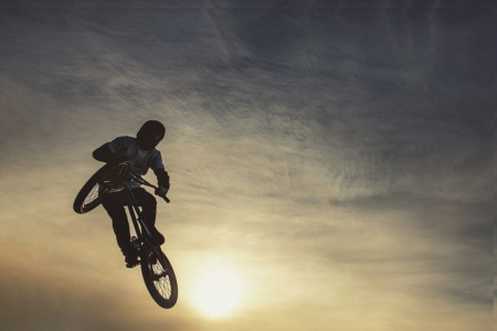 Get Thrilled at the BMX Track This October