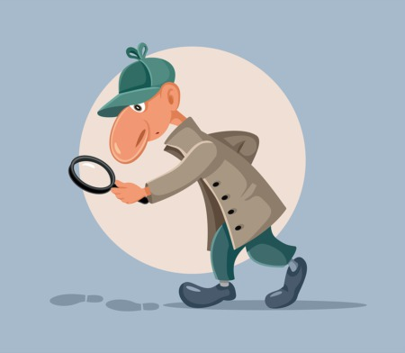 Solve a Murder Mystery October 31