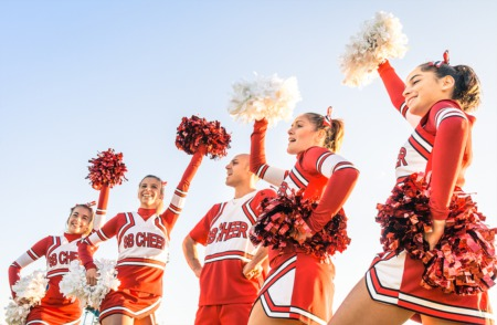 Let the Kids Try Cheerleading This November