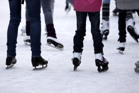 Go Ice Skating This December