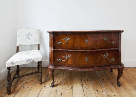 Browse Antique Furniture at Clover Cottage This December
