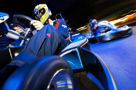Go Karting This January