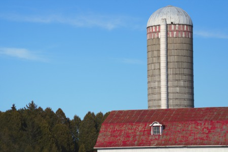 Ride a Bike to the Silo This January