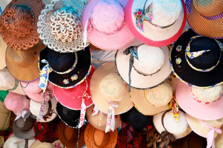 Go to a Fancy Hat Shop This February