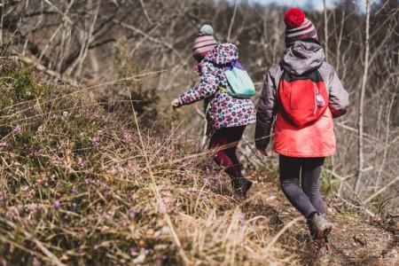 Take the Kids to the Junior Ranger Program February 20