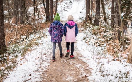 Take the Kids to the Homeschool Hike This February 25