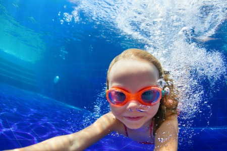 Take Swim Lessons This February