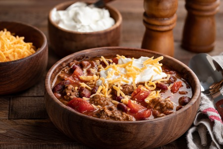 Have a Bowl of Chili This February