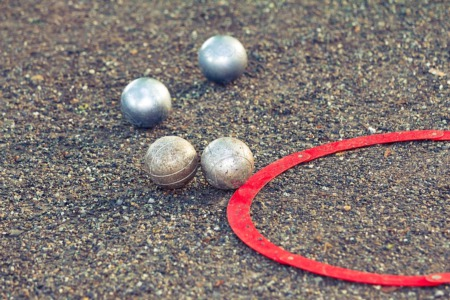 Play Boules in the Park This March