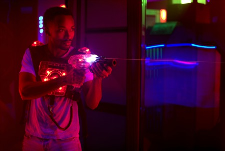 Play Laser Tag This March