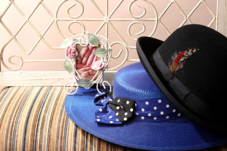 Look at Derby Hats April 8