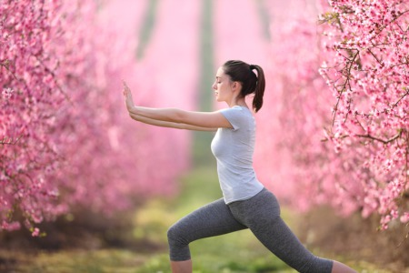 Try Tai Chi in the Garden June 5