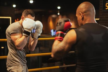 Watch a Boxing Match July 2