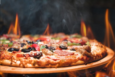 Have Pizza on the River This July