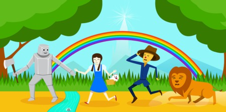 Watch the Wizard of Oz Live July 30