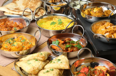 Try Indian Food This July