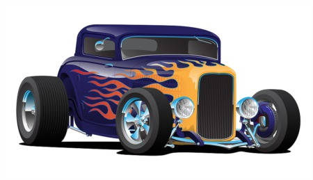 Go See the Street Rods August 6, 7 and 8