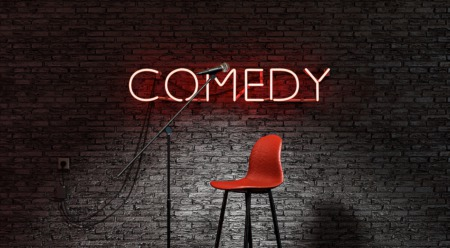Laugh the Night Away August 22