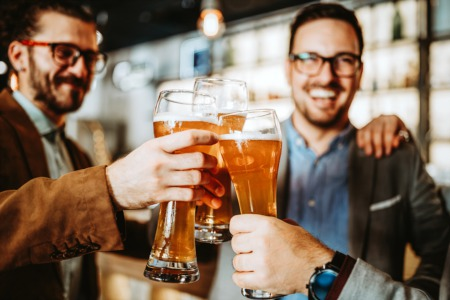 Sip and Smile at the Craft Beer Festival August 27
