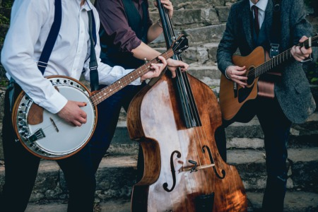 Hear Bluegrass Music on the River September 9