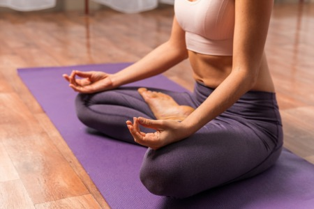 Try Yoga This September