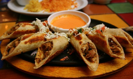 Feast on Mexican Food This September