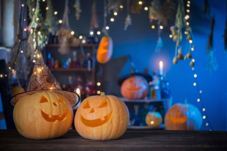 See the Spectacular Jack O'Lanterns This October
