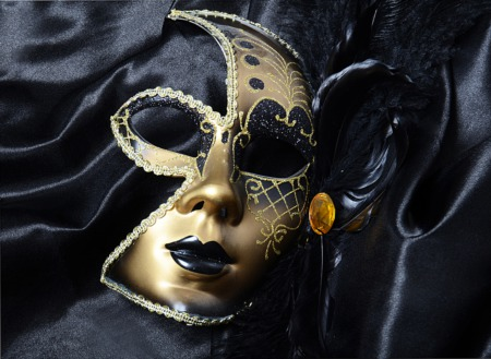 Learn How to Make a Halloween Mask October 26