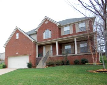 Home for Sale 10731 Copper Ridge Drive Louisville, Kentucky 40241