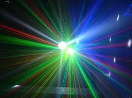 Art After Dark in Louisville, With Laser Lights