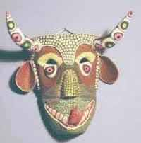 Masks of Michoacan Exhibit in the University of Louisville's Schneider Hall Galleries
