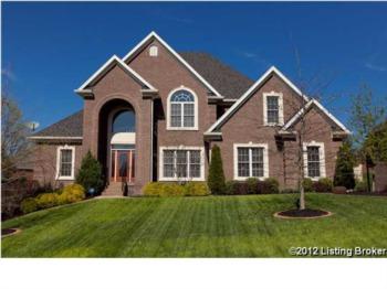Home for Sale 18507 Longview Park Lane Louisville, Kentucky 40245