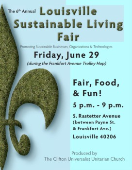 Louisville's 6th Annual Sustainable Living Fair