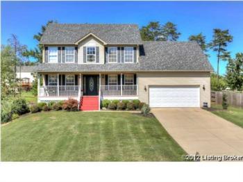 Home for Sale 128 Burlwood Circle Mt. Washington, KY 40047