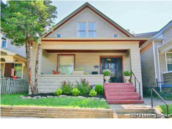 Home for Sale 1223 S Preston Street Louisville, KY 40203