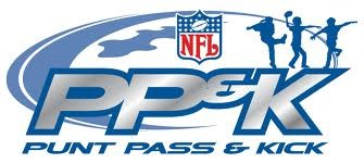 NFL Punt, Pass and Kick at Louisville Champions Park on September 29th